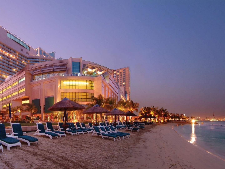 Пляж Абу-Даби