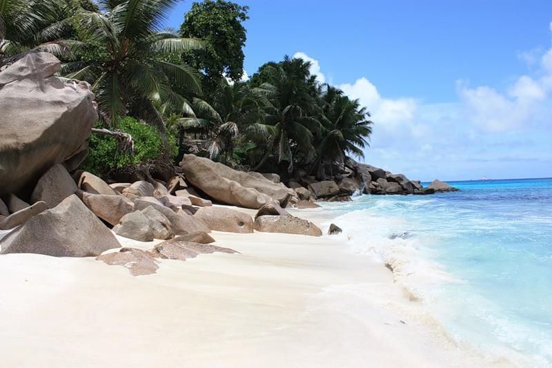 Пляжи Сейшела