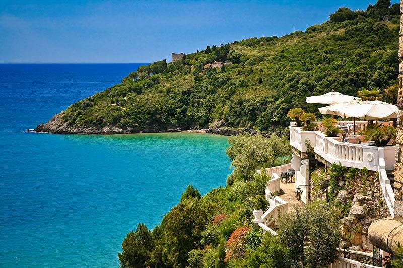 Отдых на Итальянском побережье