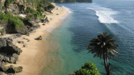 Пляжи полуострова Букит на Бали