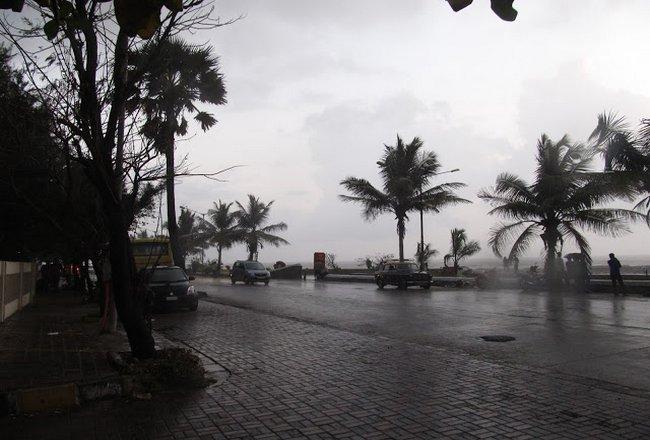 Дождливый период в Египте