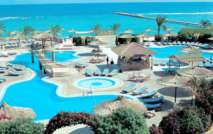 Курорт Эль-Кусейр