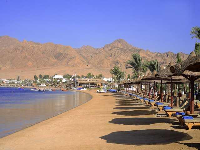 Курорт Дахаб.