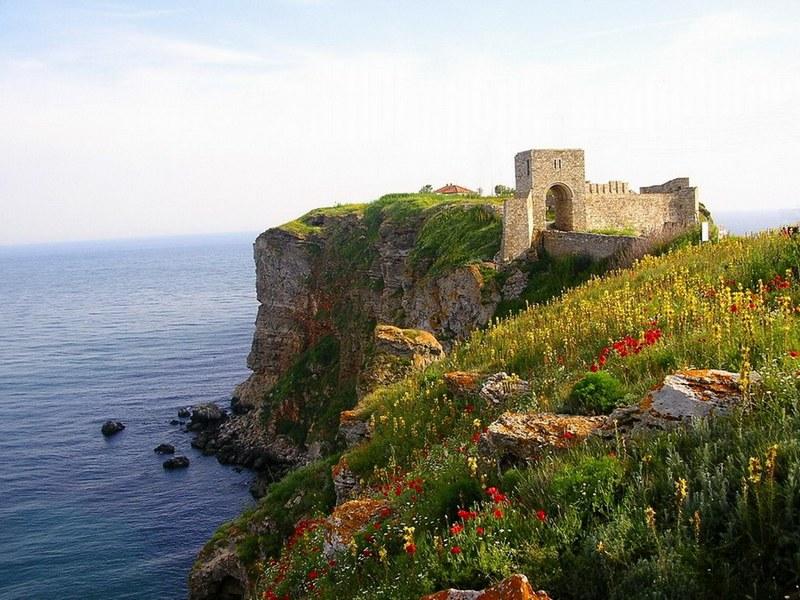 Северное побережье Болгарии