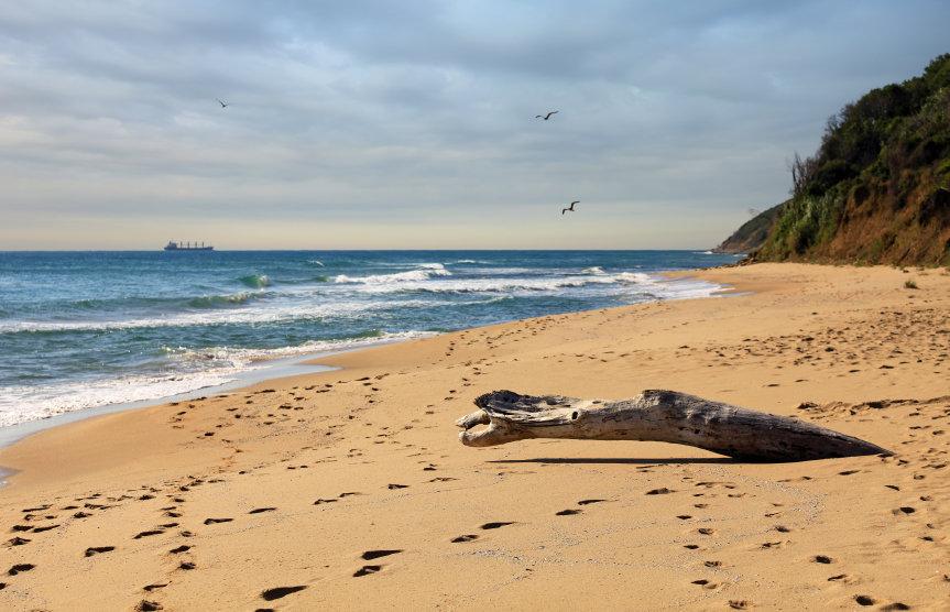 Пляжи Черного моря Болгарии