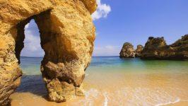 Португалия - пляжи Алгарве