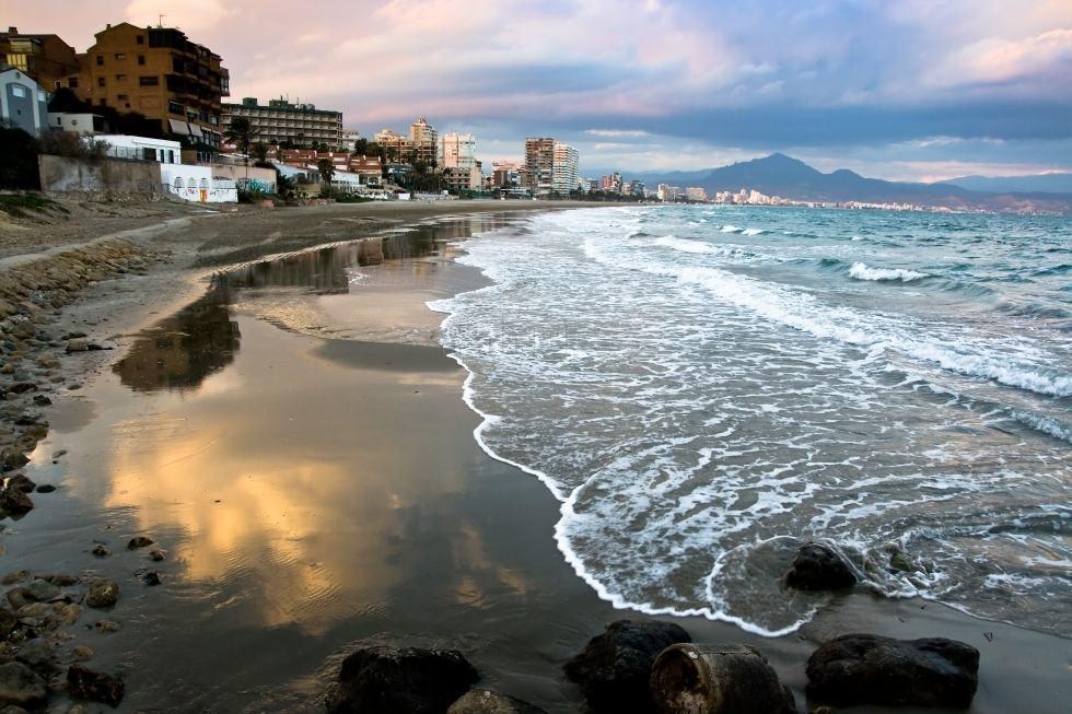 Пляж San Juan