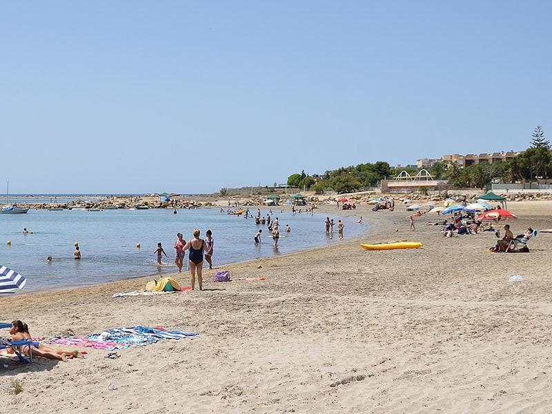 Аликанте в Испании - пляжи