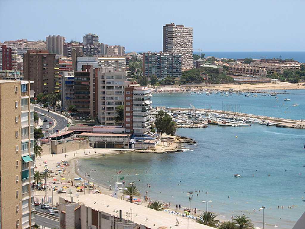 Пляж La Albufereta
