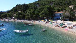 Пляжный курорт Брела