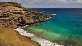 Green Sand Beach Hawaii