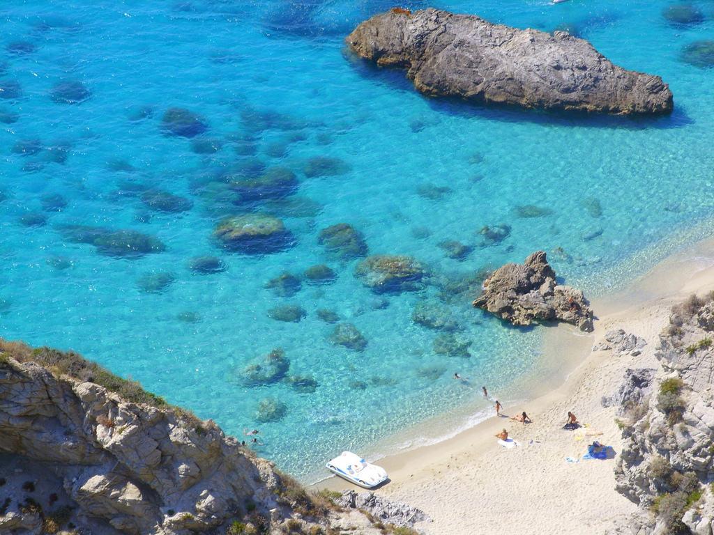 Пляж Тропея