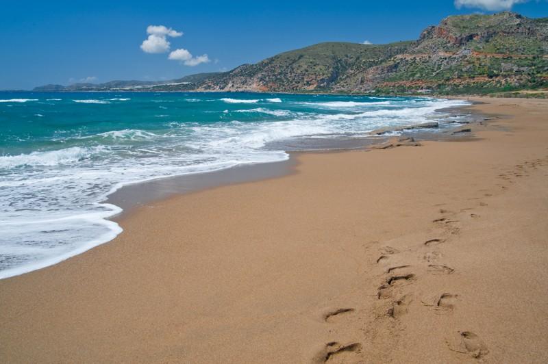 Пляжи на Крите - Агиос Николаос
