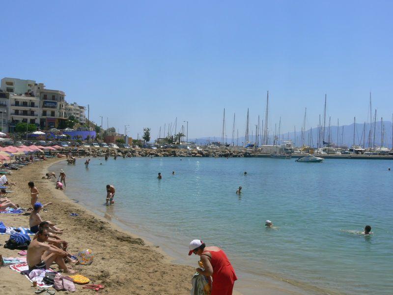 Отдых на пляжах Крита