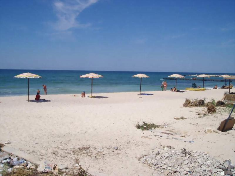 Фото пляжей Актау