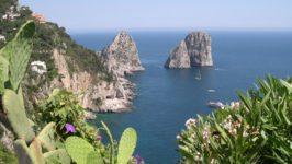 Пляжи Амальфи в Италии
