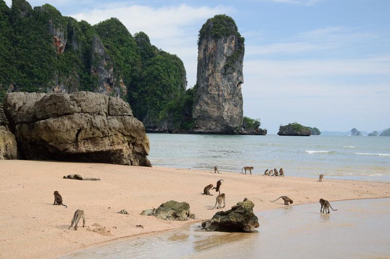 Краби -пляж Ао Нанг
