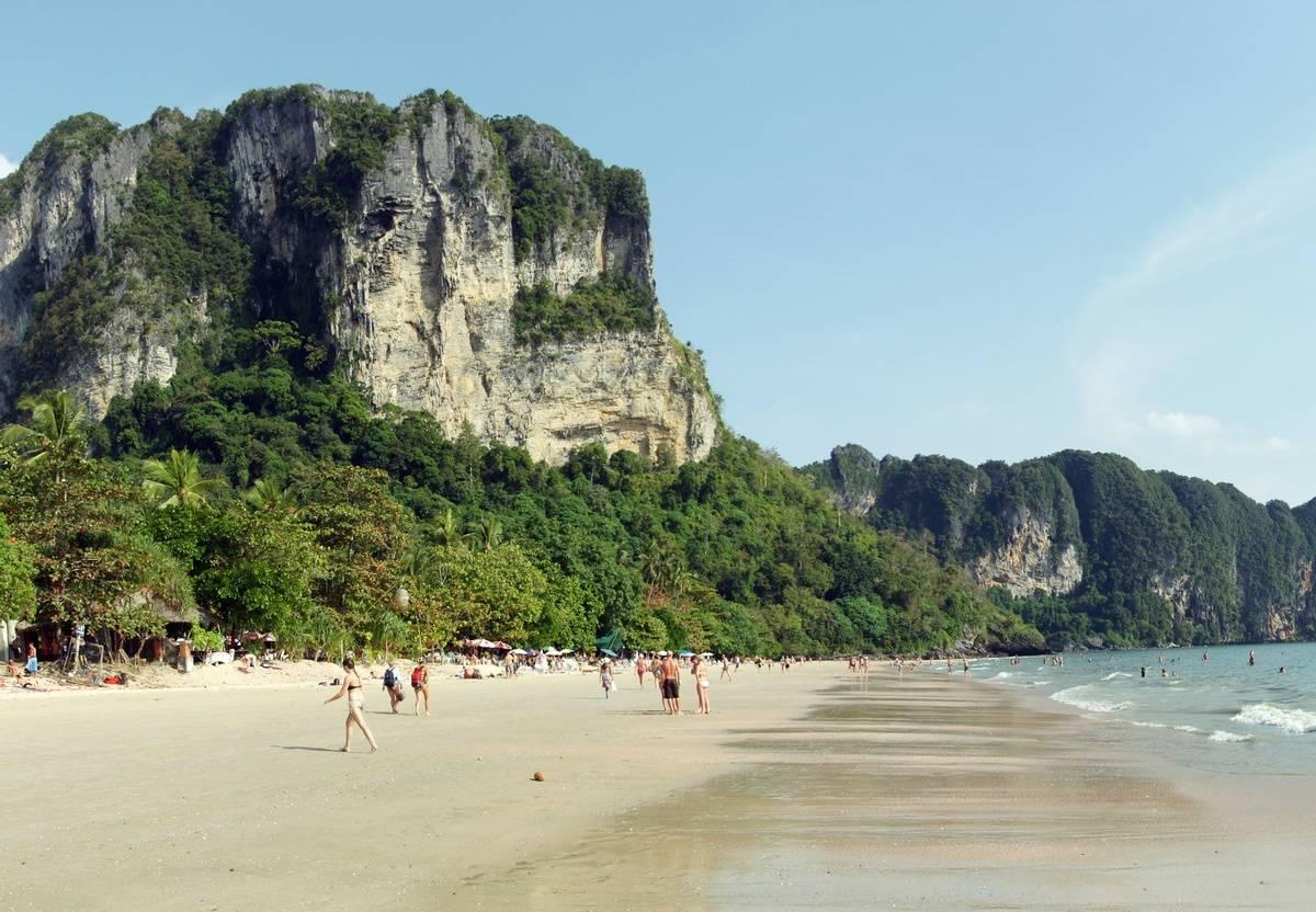 Фото пляжа Ао Нанг
