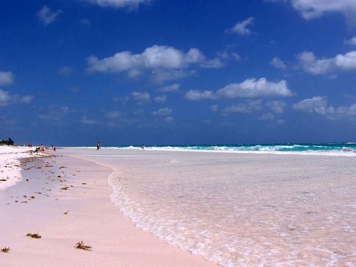 Пляжный отдых на острове Харбор