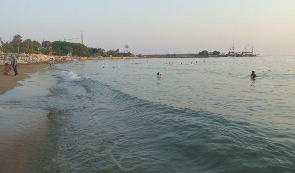 Особенности пляжей Авсаллара
