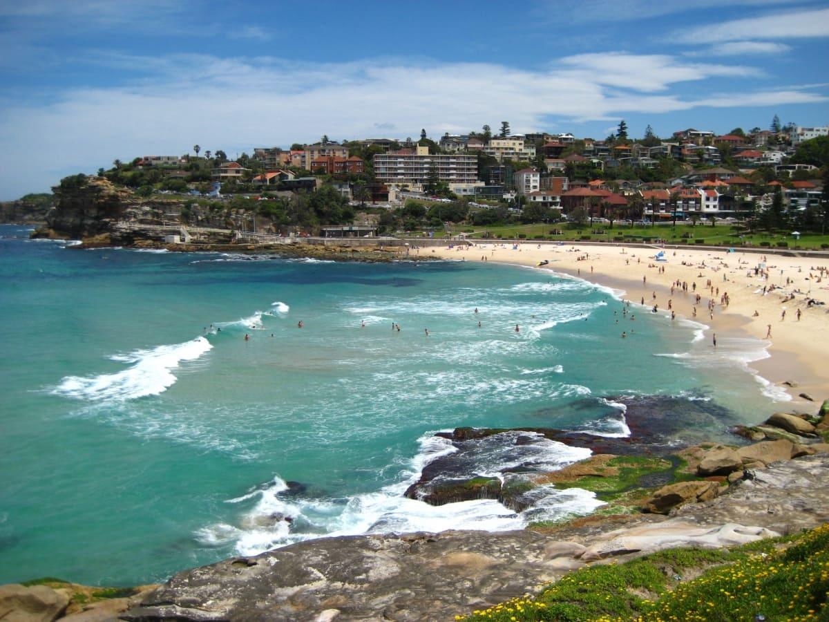 Самый знаменитый пляж Австралии