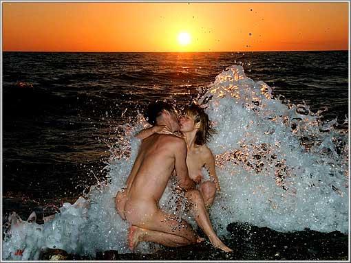 Лучший секс на пляже