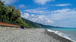 Аше - пляж фото 2014