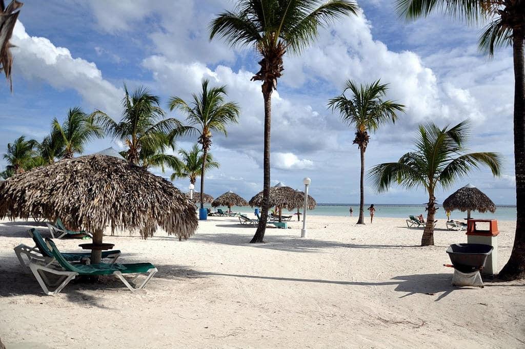 Фото пляжей Бока Чика
