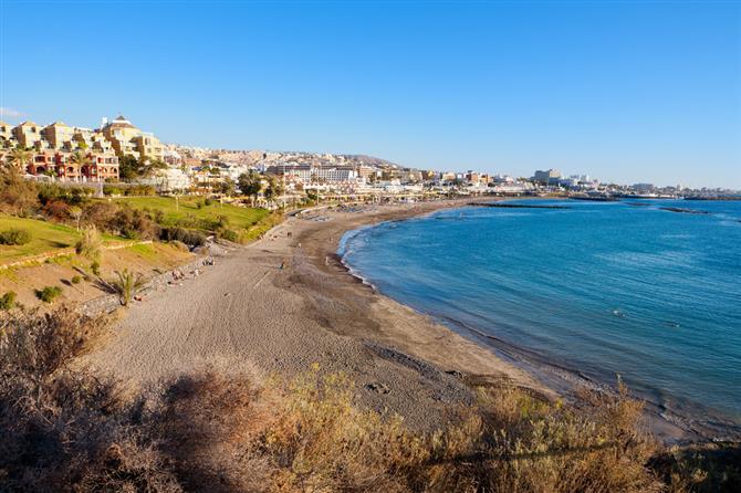 Пляж Playa de Fanabe