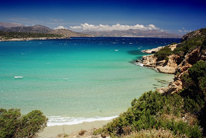 Пляжи в Афинах