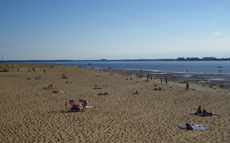 Пляж Летний берег