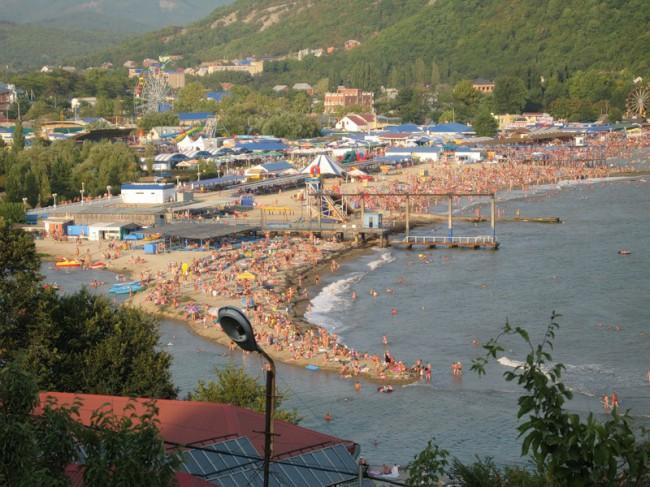 Архипо-Осиповка. Фото 2014