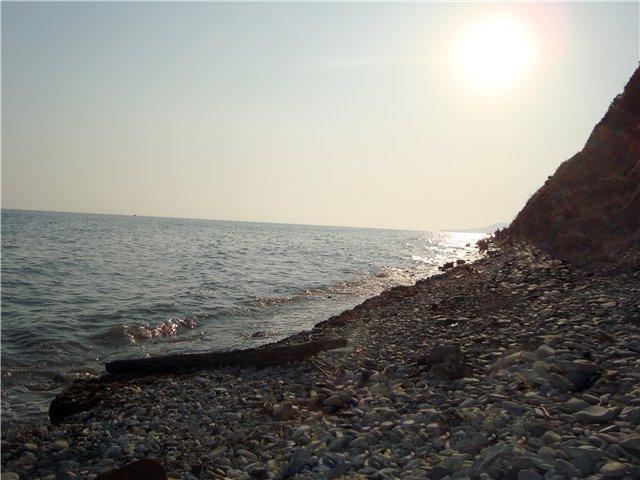 Дикие пляжи Архипо-Осиповки