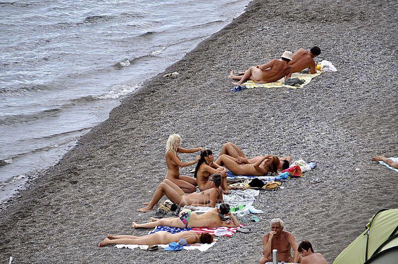 Нудистские пляжи Архипо-Осиповки