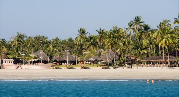 Пляж Нгве-Саунг