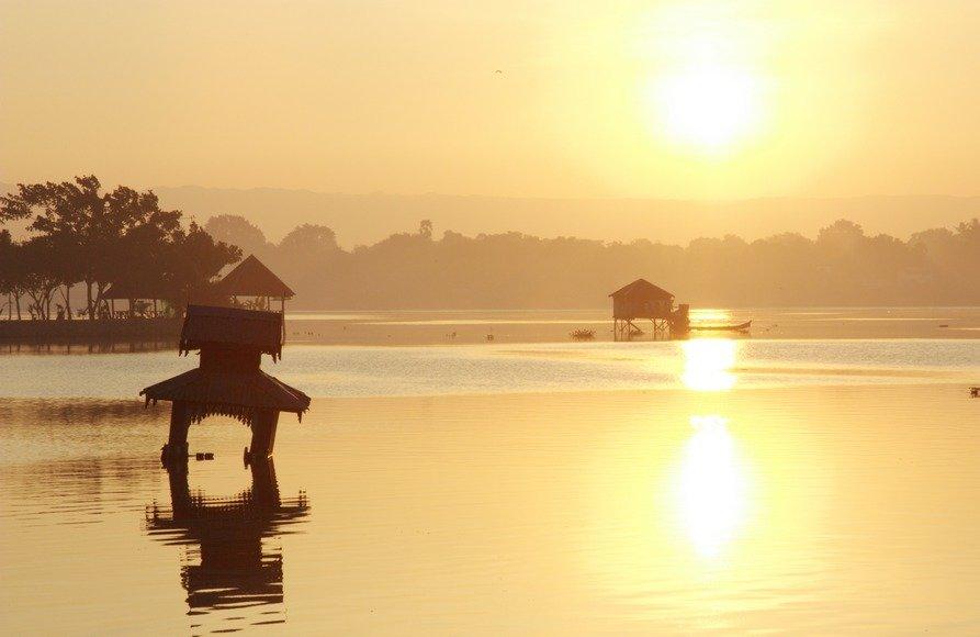 Лучшие пляжи Бирмы