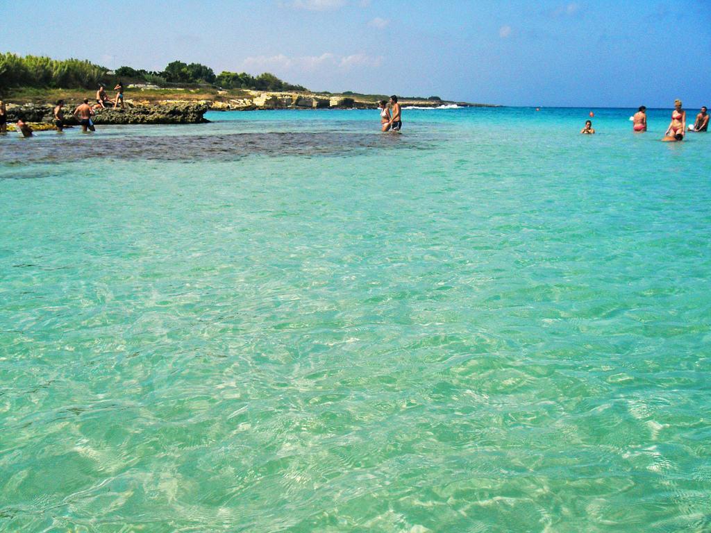 Пляжи Отранто