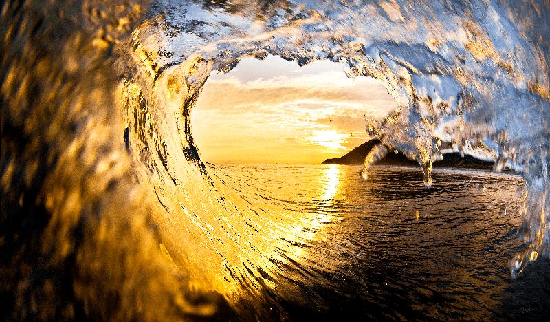 Бали - серфинг на пляже