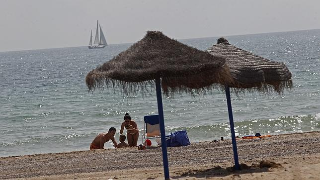 Пляж Арбре дель Гос