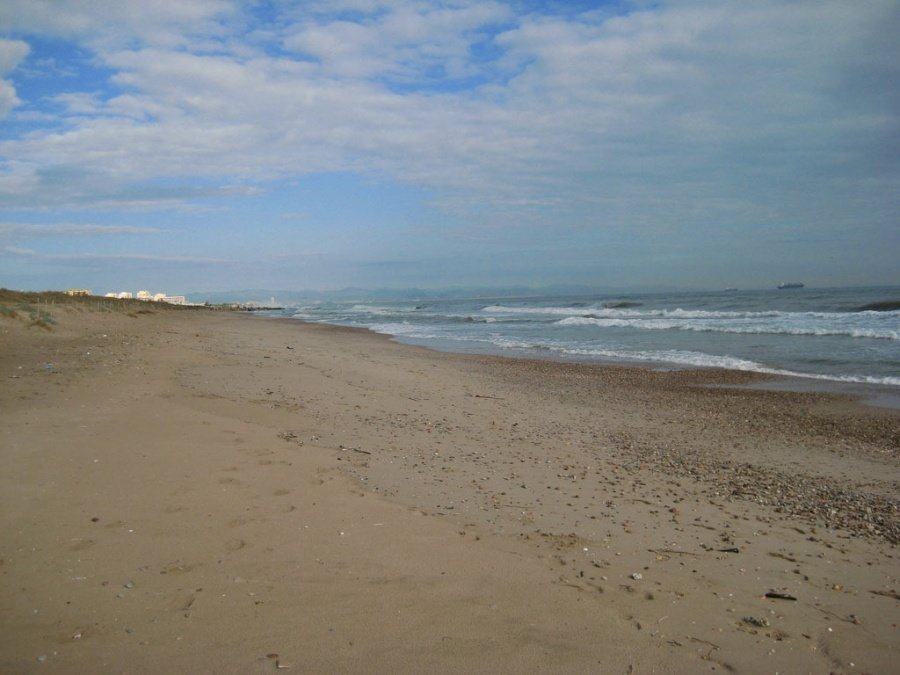 Пляж Ла Девеса