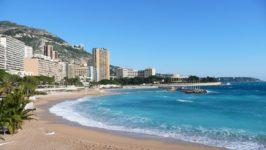 Отели Монако с пляжем