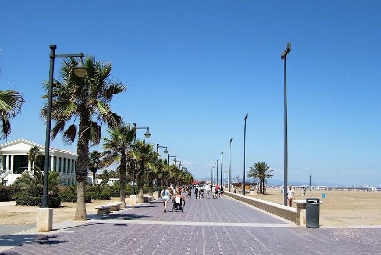 Пляж Плайя-де-ла-Мальвароса