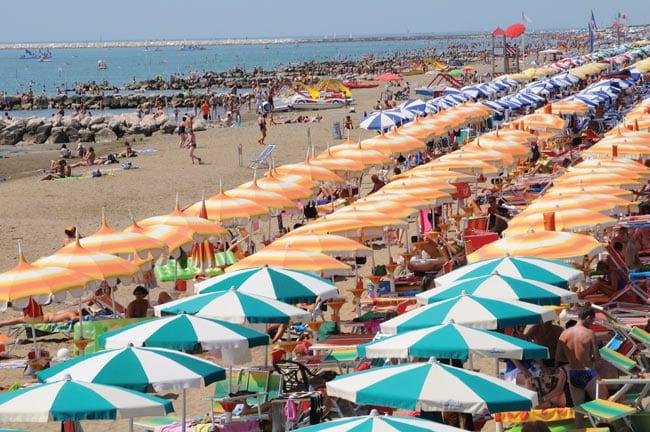Пляж Каорле