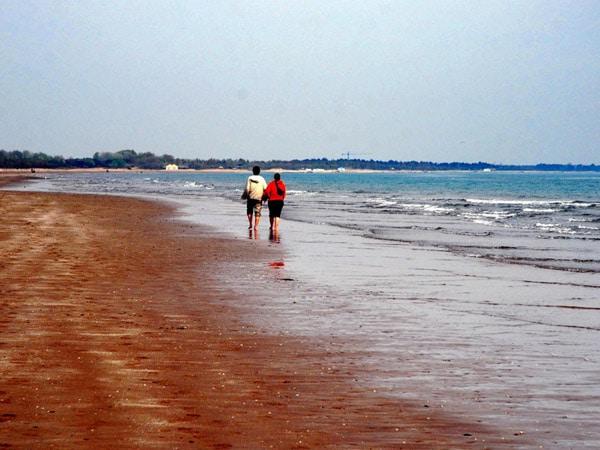 Пляж Кавальино