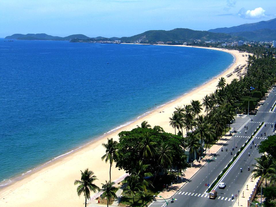 Пляжи Дананга пляж Ми Кхе