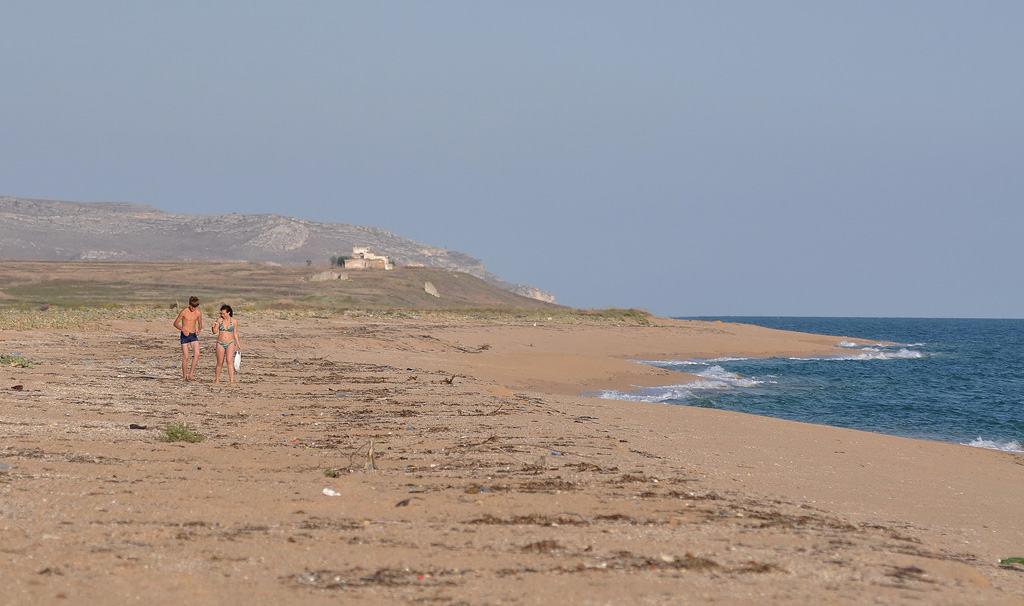 Фото - Генеральские пляжи в Керчи