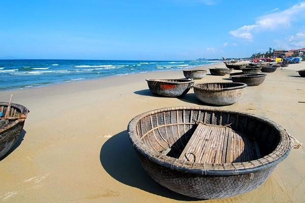 Пляжи в Дананге