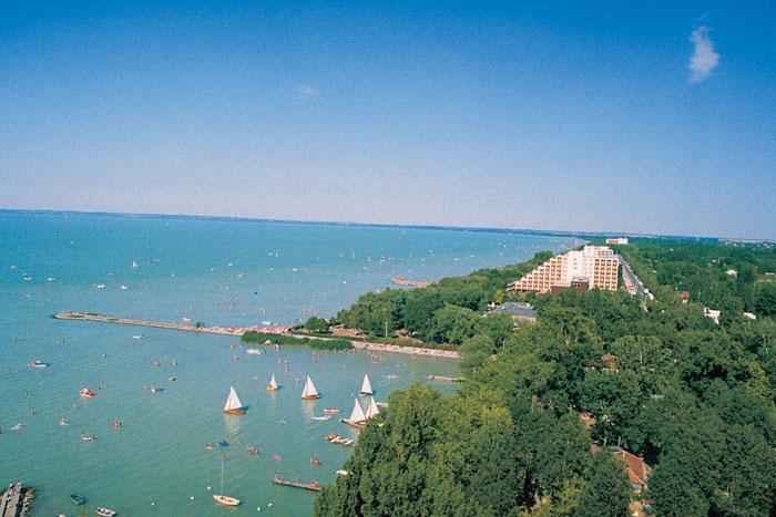 Пляжи курорта Шоифок в Венгрии