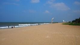 Пляжи Негомбо на Шри-Ланке