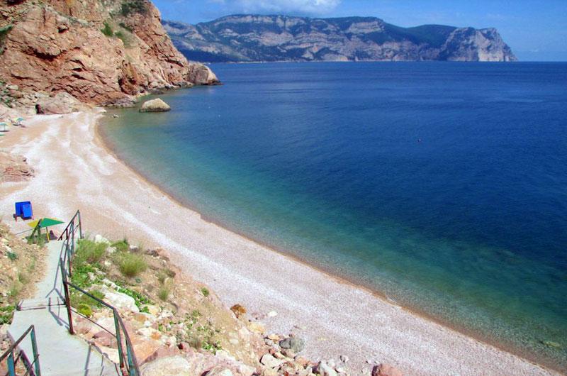 крым балаклава фото пляжей
